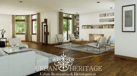 Luxury Penthouse 2 Floors 5 Bdrm Apt Private Terrace Masini Y Berro