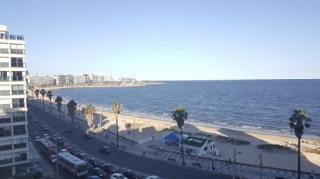 Rambla Y Av. Brasil, Vista Espectacular