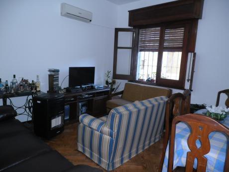 Ref 1837, Apartamento 2 Dormitorios En Pocitos, Av Brasil