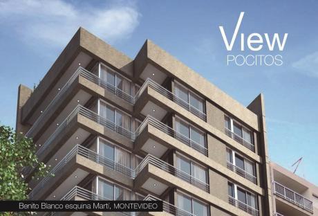 Apartamento - Pocitos - A Estrenar - 2 Dormitorios