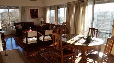 Apartamento En Venta 3 Dormitorios En Pocitos