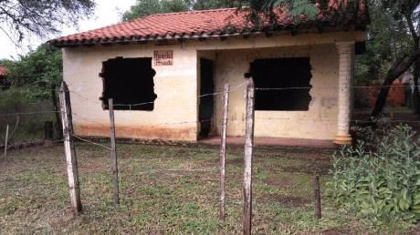 Vendo Casa A Terminar En Mariano Roque Alonso