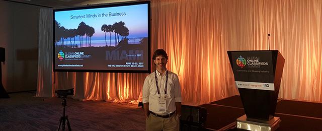 InfoCasas presente en el Global Online Classified Summit, el mayor evento mundial de portales en Internet