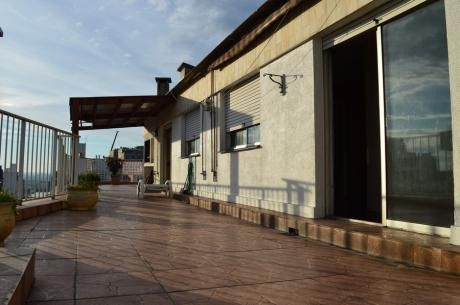 Penthouse Exclusivo, Toda La Planta, 68 M2 Edif + 97 M2 Tza. Parrillero, Estufa.