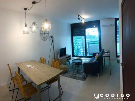 A Estrenar En Rodó, Amplio Apartamento 2 Dormitorios, 1 Baño