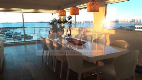 Kosak Punta Deleste  Puerto Premium Apart Al Mar 5 Dorm + Serv.