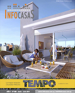 Revista InfoCasas, Número 68, Junio / Julio 2017