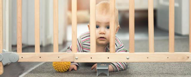 Secretos para que tu casa sea 100% segura para los niños