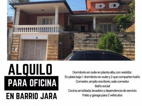 Casa Ideal Para Oficina , Estudio Jurídico, Consultorios  Zona Barrio Jara