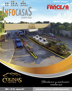 Revista InfoCasas, Número 12, Agosto 2017
