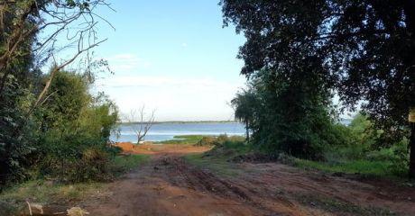 San Antonio Sobre El Rio Paraguay