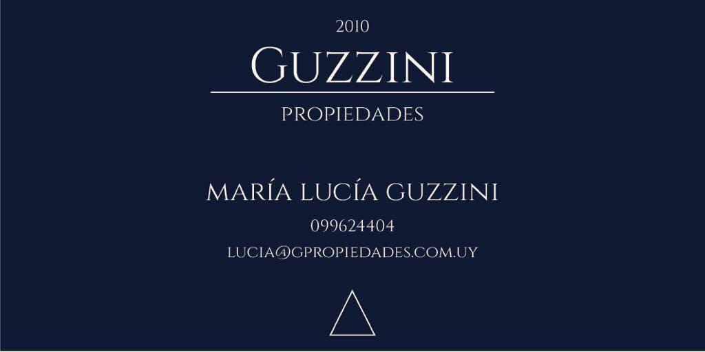 Guzzini Propiedades