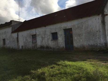 Permuta De Campo Por Casa ( Balneario )