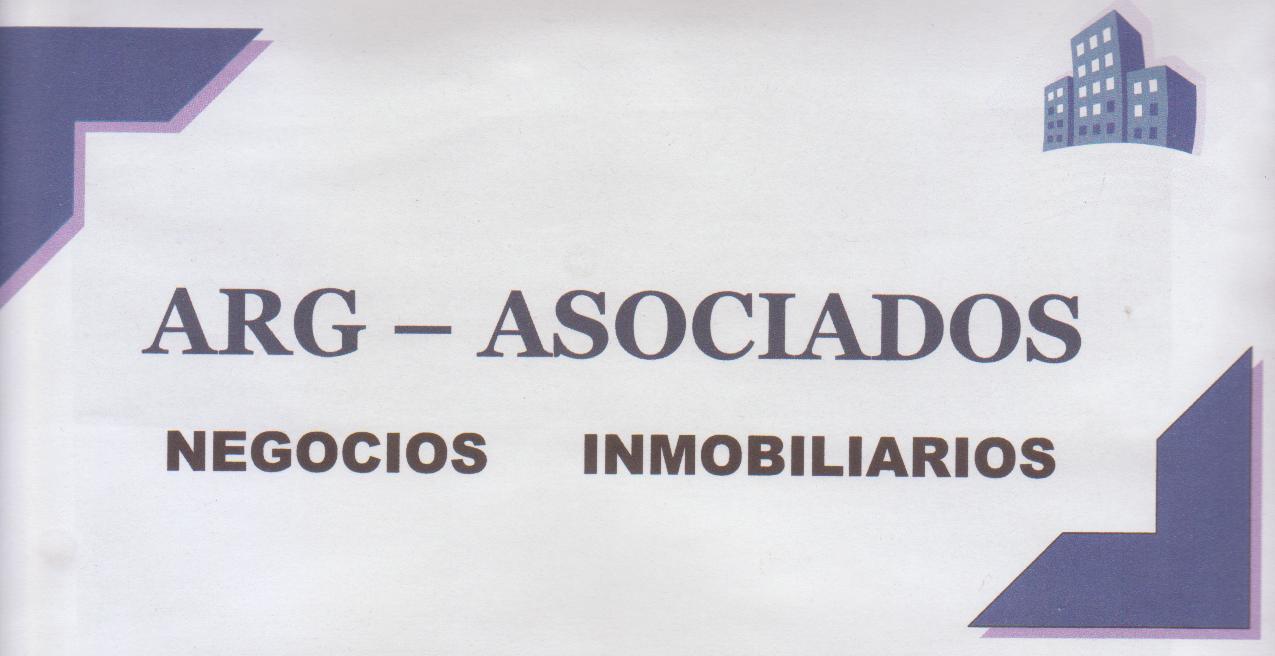 ARG ASOCIADOS NEGOCIOS INMOBILIARIOS