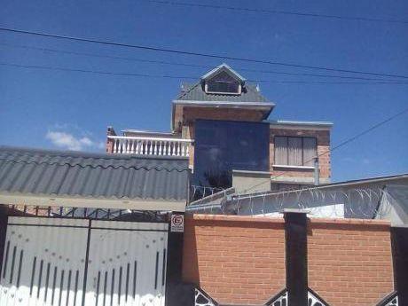 En Venta Casa  En  El Alto Zona Primero De Mayo