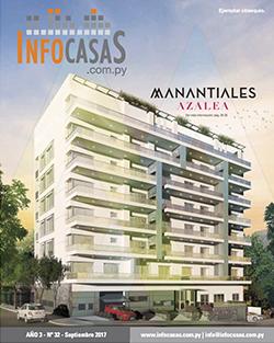 Revista InfoCasas, Número 32, Setiembre 2017