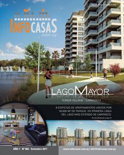 Revista InfoCasas, Número 69, Setiembre 2017