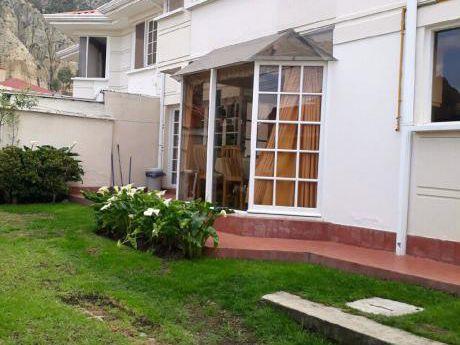 Achumani Residencia En Alquiler