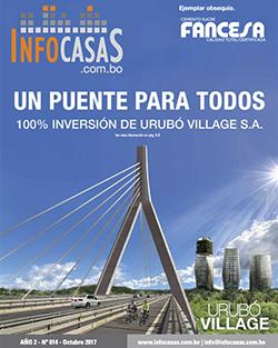 Revista InfoCasas, Número 14, Octubre 2017