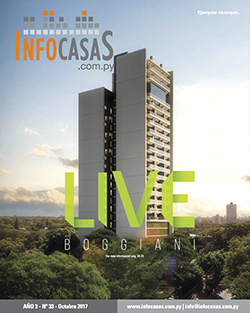 Revista InfoCasas, Número 33, Octubre 2017