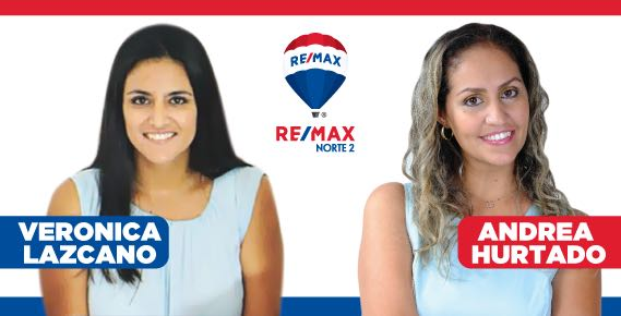 Andrea hurtado & Veronica Lascano REMAX NORTE 2