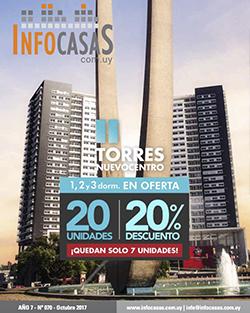 Revista InfoCasas, Número 70, Octubre 2017