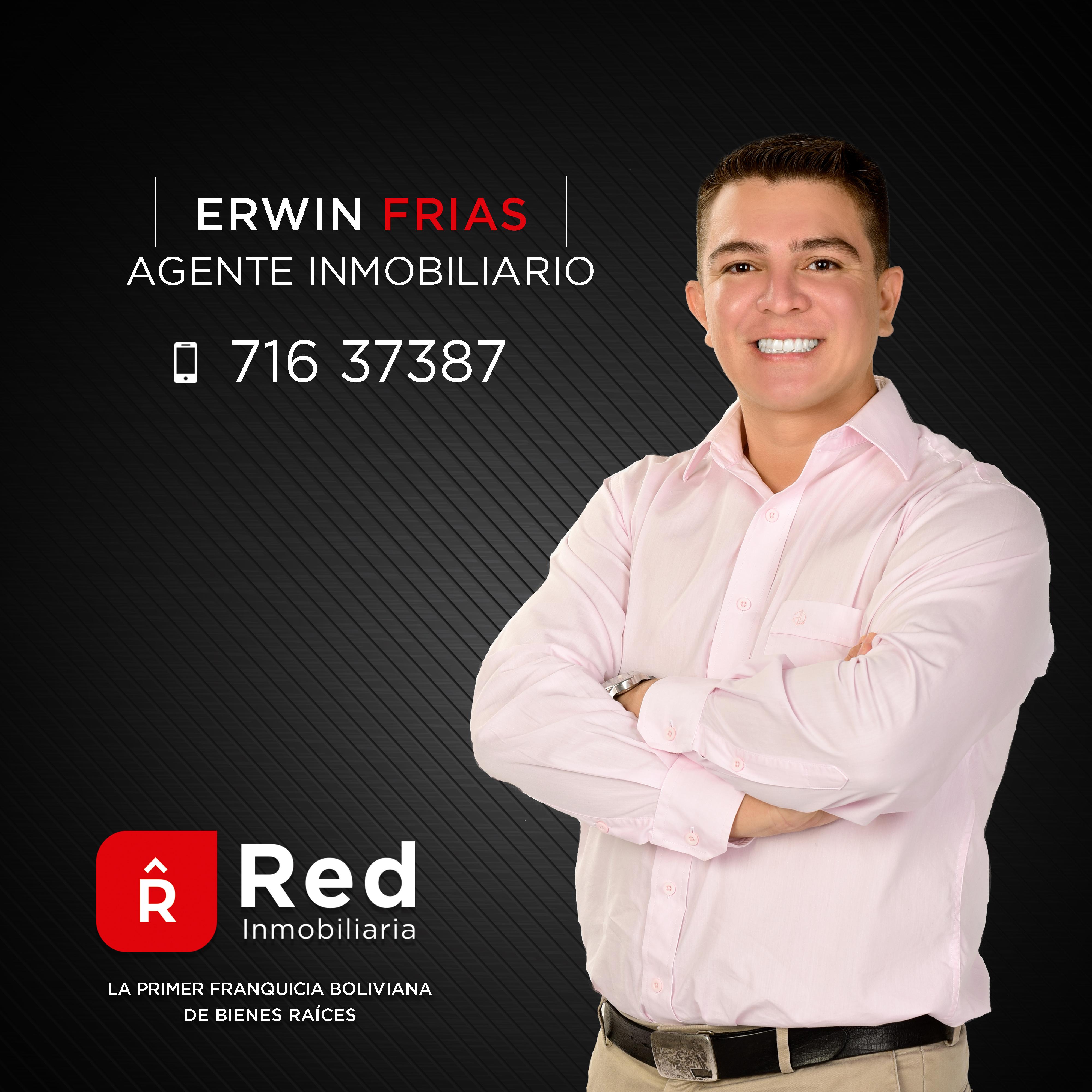 Erwin frias - RED Inmobiliaria