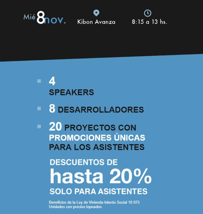Uruguay Invierte - Evento InfoCasas
