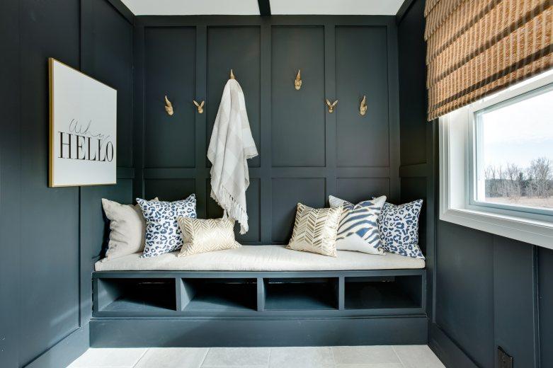 El negro es el color 2018 para pintar tu casa