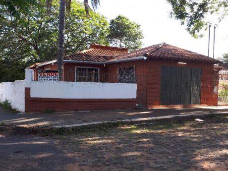 Vendo Casa En Lambare Sobre Paz Del Chaco