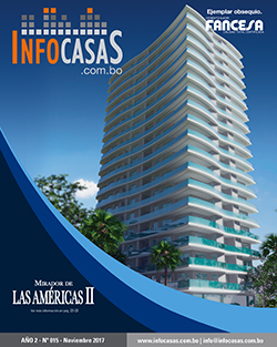 Revista InfoCasas, Número 15, Noviembre 2017