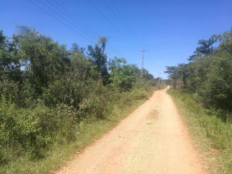 San Ber-el Cortijo-vendo 3 Terrenos 15 X 40.. 40.000.000 Gs. C/u