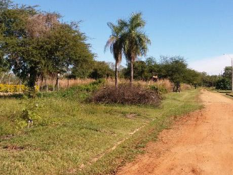 Aregua-terreno 15 X 30 En Condominio Cerrado!