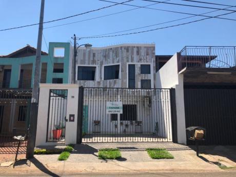 Vendo Duplex  Zona Fndo De La Mora