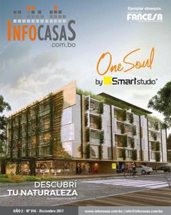 Revista InfoCasas, Número 16, Diciembre 2017
