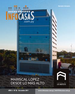 Revista InfoCasas, Número 35, Diciembre 2017