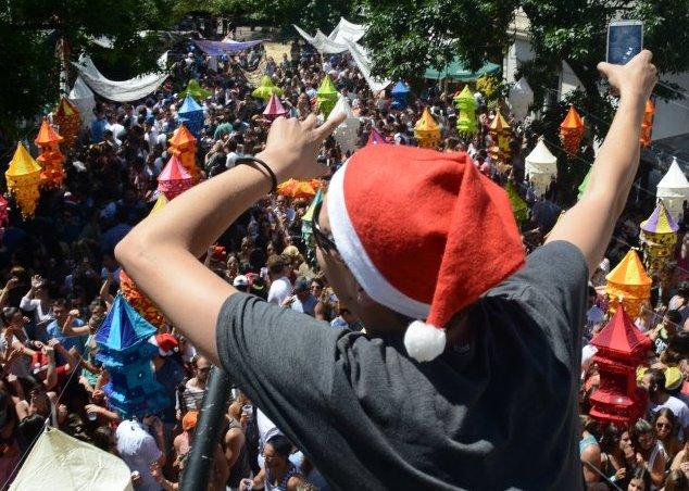 Guía de Fiestas en Navidad y Año Nuevo