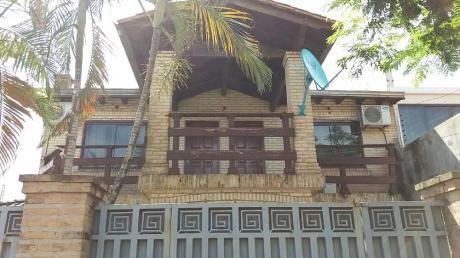 Casa En Venta - B° San Jose - Ciudad Del Este