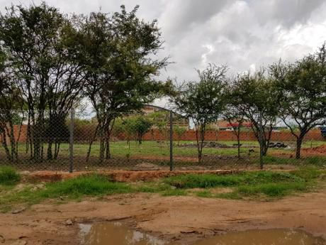 Vendo Terreno A 100 Metros De La Transchaco