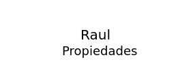 Raul Propiedades