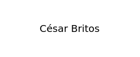 César Britos