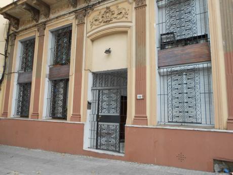 Apto Planta Baja En Palermo