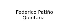 Federico Patiño Quintana