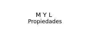 MYL Propiedades