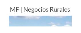 MF NEGOCIOS RURALES