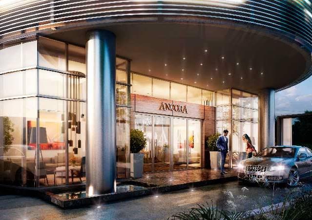 Proyecto destacado: Edificio Ancora