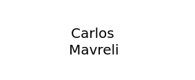 Carlos Mavrelis