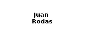 Juan Rodas