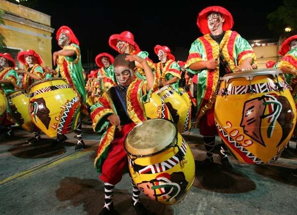 Guía de Carnaval en el Este 2018