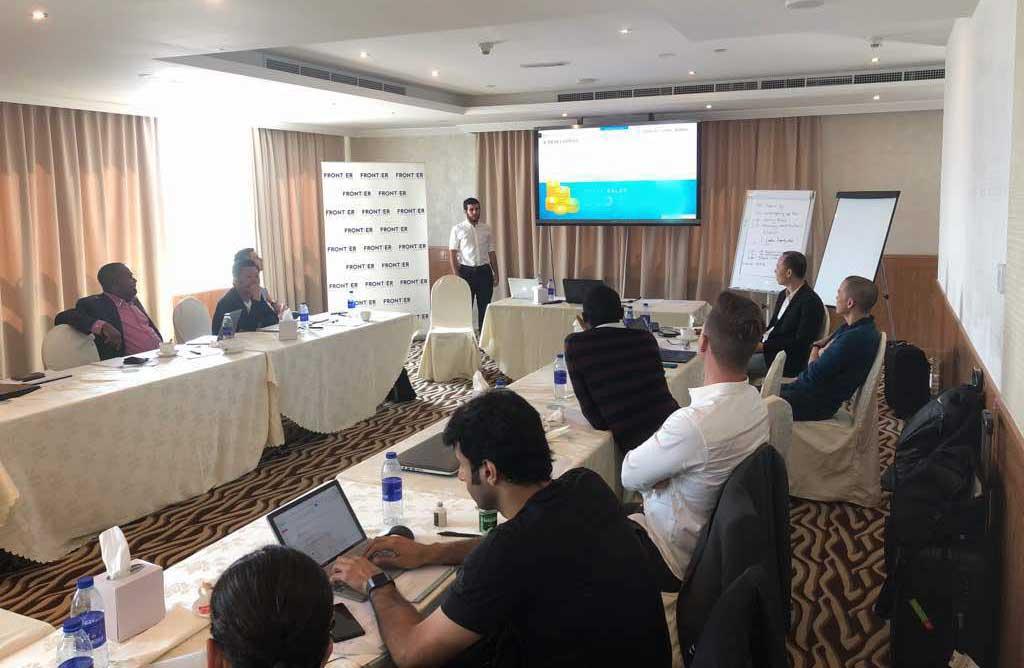 InfoCasas en la Conferencia Global del Grupo Frontier en Dubai